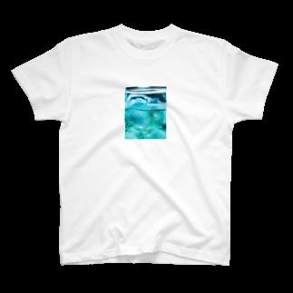 だのソーダ水のフィルム風写真 T-shirts