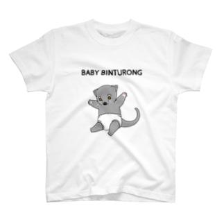 ベビー ビントロング T-shirts
