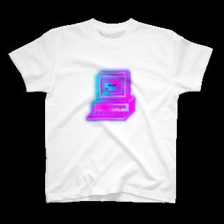 parking_techniqueの夢PC T-shirts