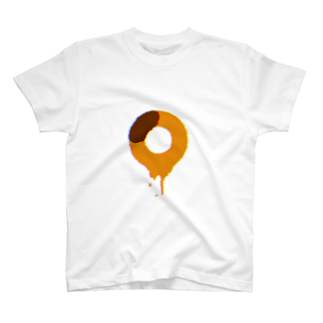 super niceのとけるドーナツ T-shirts