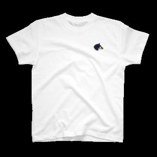 MB7のオオカミグラさんYL T-shirts