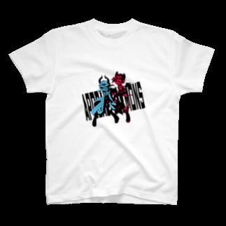 うなぎんがのフリッツ&ラント T-shirts