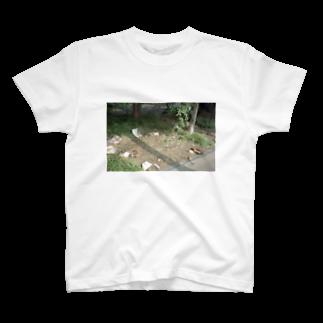 石垣星児のマガジン T-shirts