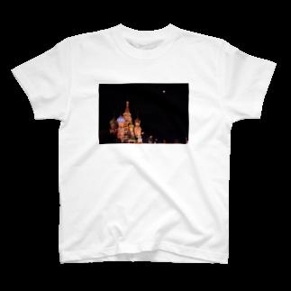 くりみなのモスクワ T-shirts