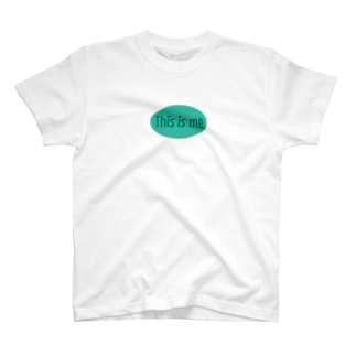 ネギさんのThis is me  T-shirts