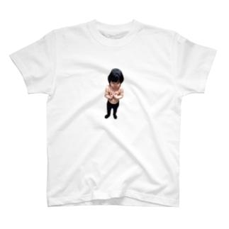 (筋)肉まん T-shirts