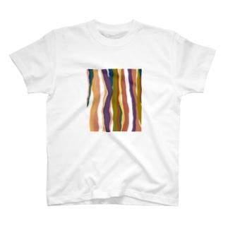 tree trunk T-shirts