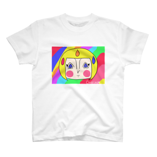 Cackrino🔻🔻🔻のCackrino Laugh T-shirts