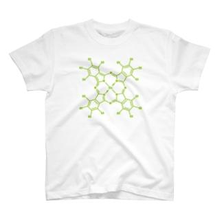 Phthalocyanine_G T-shirts