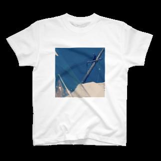 梢の暑い T-shirts