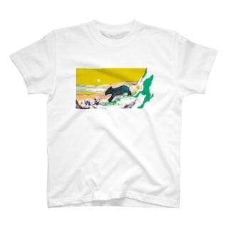 マレーバク(丘) T-shirts