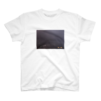 松林の黒、、 T-shirts