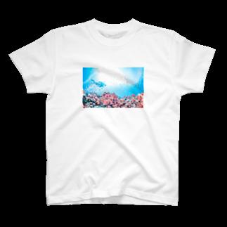 くりみなの宮古島2 T-shirts