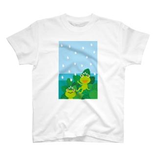 雨どきどき T-shirts
