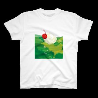 ruki_20150529のメロンソーダ T-shirts
