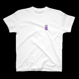 塩田貞治(시오다 사다하루)のアマビエSmile T-shirts