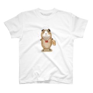 コロッケさん T-shirts