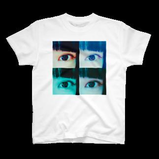 chisatoptrの千聖chisato T-shirts