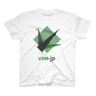 vim-jp アイコン T-shirts