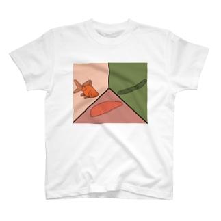 さんにんしゅう T-shirts