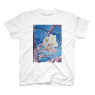 Sakura-2 T-shirts