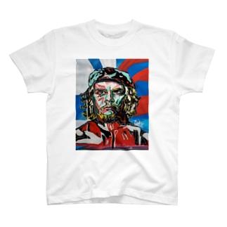 ave a ray【Alma libre】 T-shirts