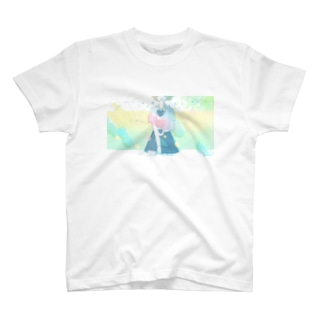 蜂蜜とソーダ T-shirts