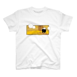 SAUNA_SASHITSU T-shirts