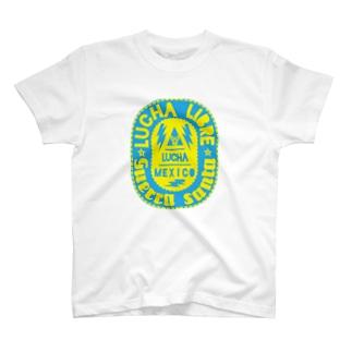 LUCHA-MEXICO dos T-shirts