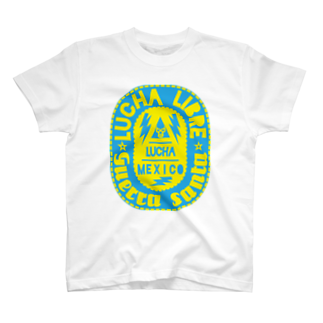 LUCHAのLUCHA-MEXICO dos T-shirts