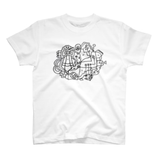 はぴねす T-shirts