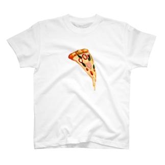 ピッツァ T-shirts
