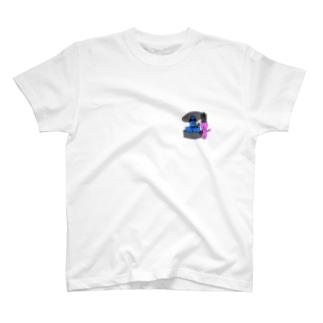 岩男と抱子 T-shirts