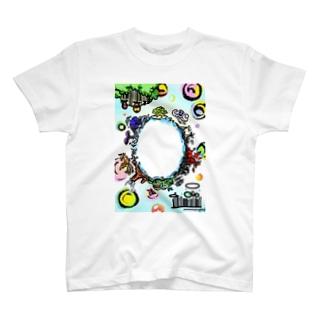 ロンちゃん(オリジナル) T-shirts
