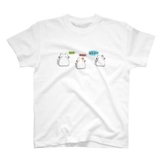 ねこたま T-shirts