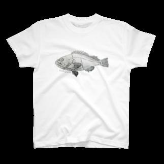 春海のKUROSOI T-shirts