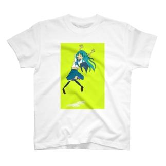 「JUMP!」 T-shirts