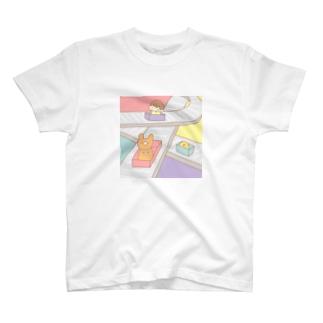 ベルトコンベアー T-shirts