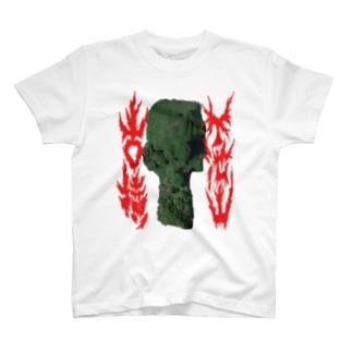 安里アンリの古墳グッズ屋さんの下池山古墳 T-shirts
