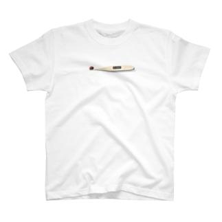 ありったけの温もりを与えるてんとう虫 T-Shirt