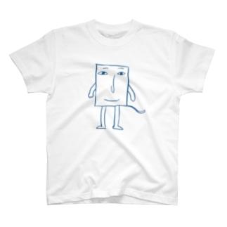 本田の自画像 T-shirts