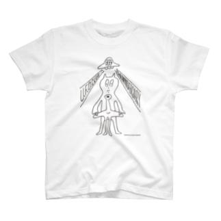 U.F.O.CLUB 復刻シリーズ【23rd Anniversary ver.】 T-shirts