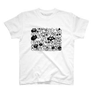 OH !NEKO  T-shirts