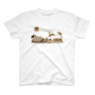 JOKERS FACTORYのUSAGI T-shirts