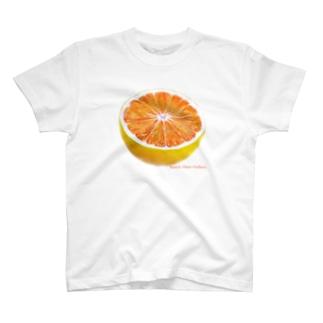グレープフルーツ T-shirts