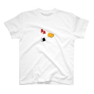 朝ごはん(ランダム) T-shirts