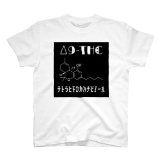 Δ9-THC T-shirts