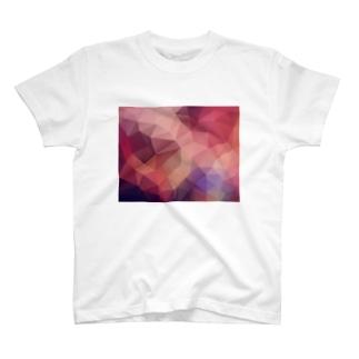 POLYGONその1 T-shirts