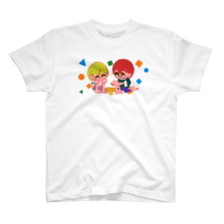 マルメキッズ(積み木) T-shirts