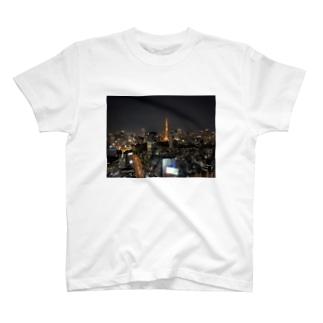 Tokyocity T-shirts